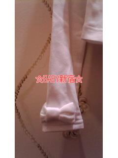 リボンCD 袖口
