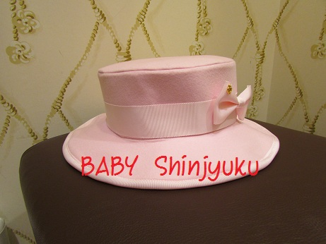 Mary HAT ピンク