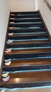 山手234番館階段