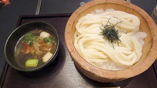 鴨汁つけ麺