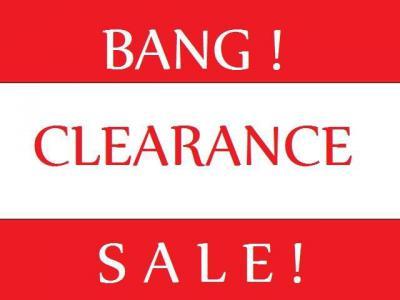 clearance 2
