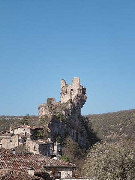 ペンヌの城塞
