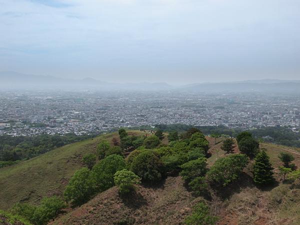 若草山からの眺望
