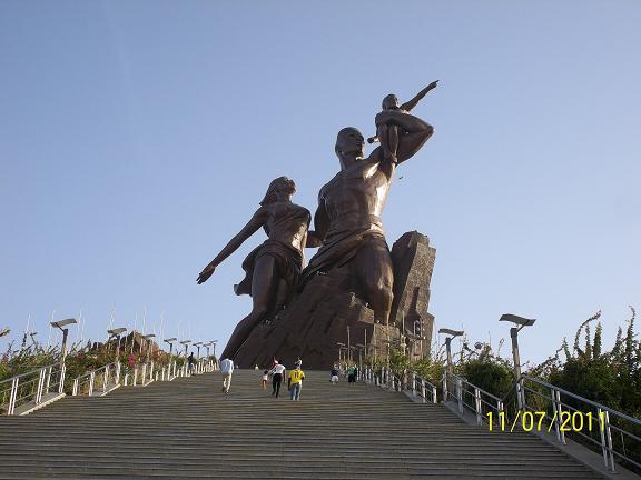 アフリカン・ルネッサンス像
