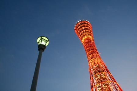神戸ポートタワー800