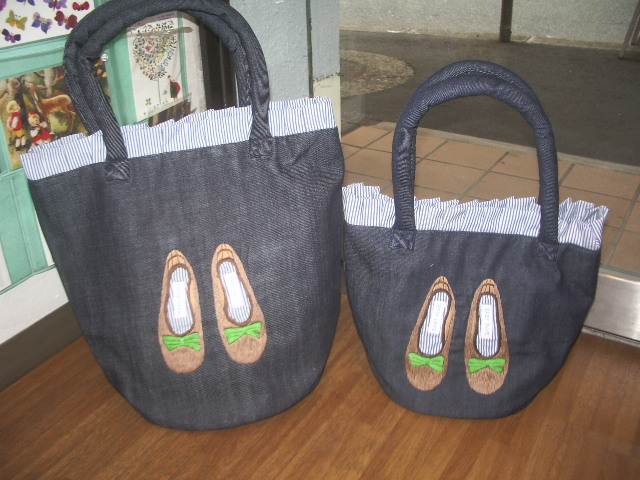 shoes bucket bag 006
