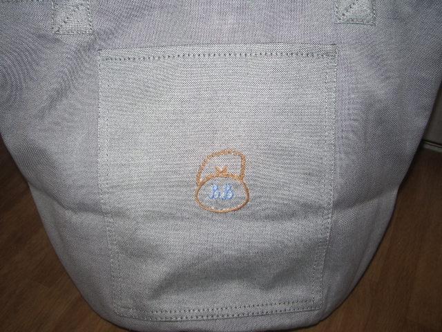 shoes bucket bag 005
