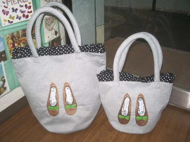 shoes bucket bag 002