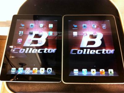 iPadとiPad