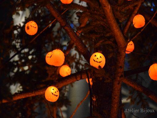 003-かぼちゃライト