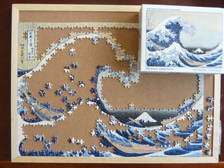 ジグソーパズル「富嶽三十六景」