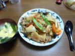 リョウヘイの八宝菜