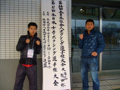 全日本選手権2012②