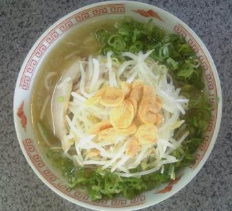 もやしスタミナラーメン(試作品)