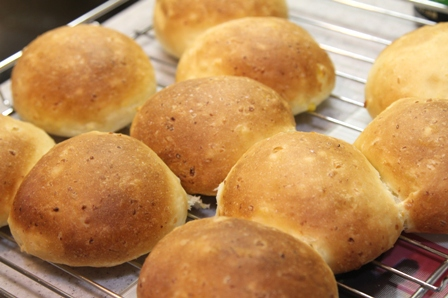 とうもろこしパン