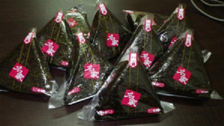 鮭-梅-明太子-おにぎり-30個