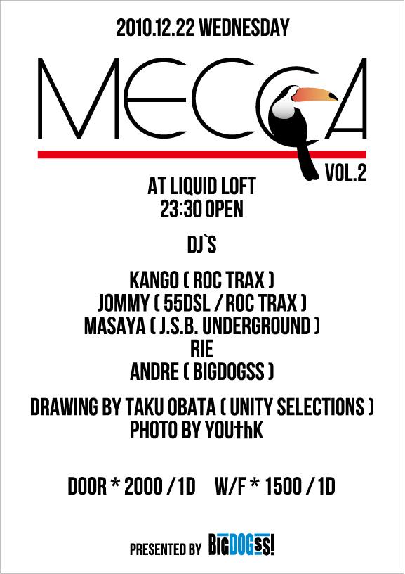 MECCA表