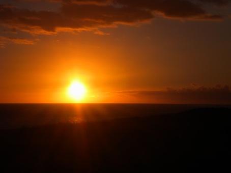 20100814 sunset