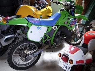 KDX125
