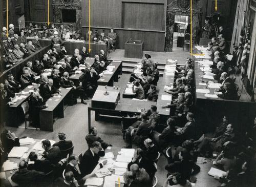 ニュールンベルグ裁判