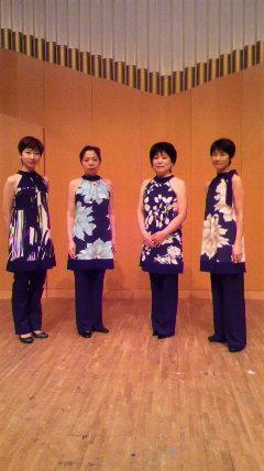 25絃コンサート 黒衣装