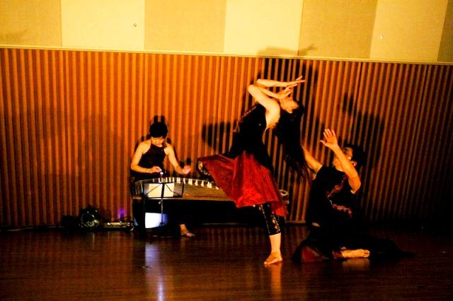 Dance Company MKMDC にて