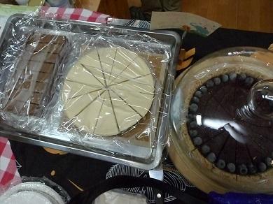 ローケーキ3種