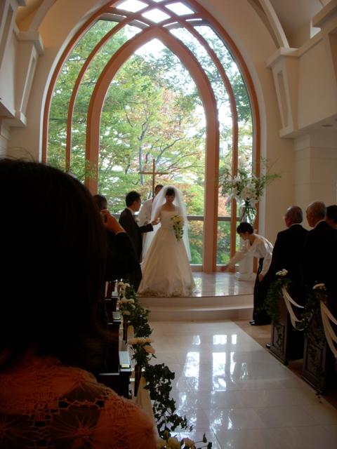 結婚記念2011