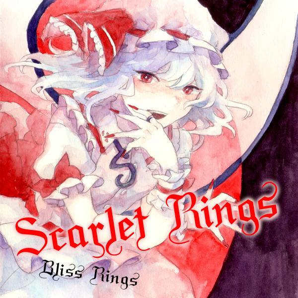 Scarlet Rings ジャケット