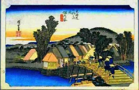 05程ヶ谷(保土ヶ谷)宿
