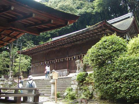 2003.7  宇治上神社