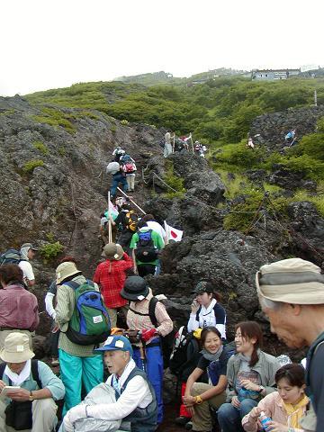 富士山平成15年8月2・3日 009