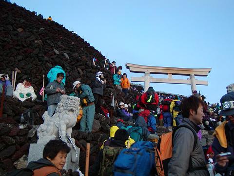 富士山平成15年8月2・3日 039