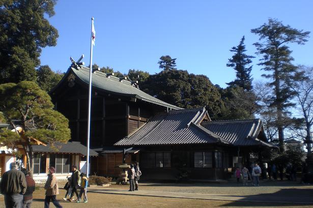 2011.1.1初日と初詣 (90)
