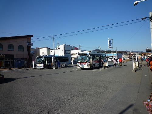 小川町駅前BS