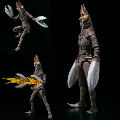 バンダイULTRA-ACT バルタン星人 ウルトラ怪獣
