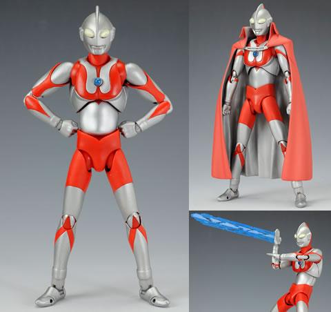 バンダイULTRA-ACT 初代ウルトラマン
