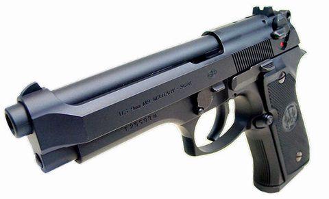 ベレッタ M92F ミリタリー マルイ製ガスガン ブローバック