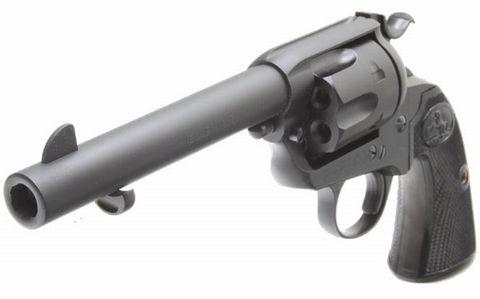 COLT SAA シングル アクション リボルバー ビズリーモデル 5-1/2インチ