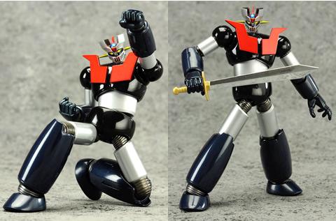 スーパーロボット超合金 マジンガーZ バンダイ