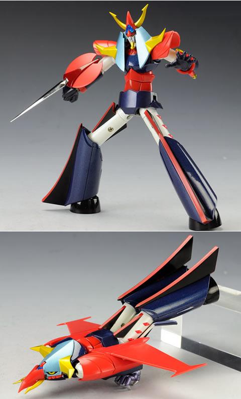スーパーロボット超合金 勇者ライディーン バンダイ