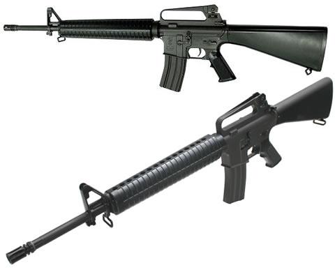マルイ M16A2 電動ガン アサルトライフル スナイパーライフル
