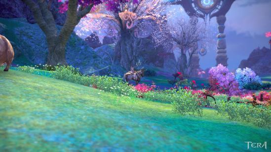 妖精の安息地