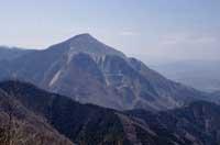 焼山から武甲山