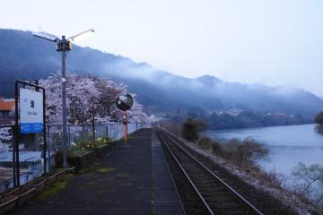 春爛漫の三江線(4)