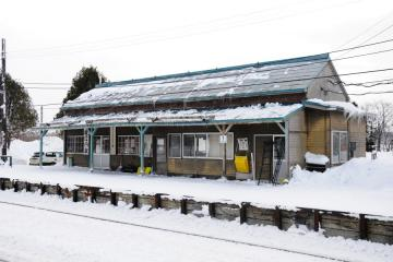 雄信内駅(7)