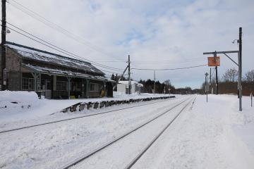 雄信内駅(13)