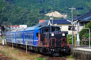 唐津くんちホテルトレイン2010(3)