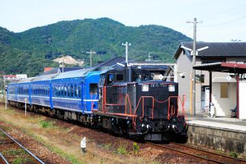 唐津くんちホテルトレイン2010(4)