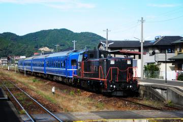 唐津くんちホテルトレイン2010(5)